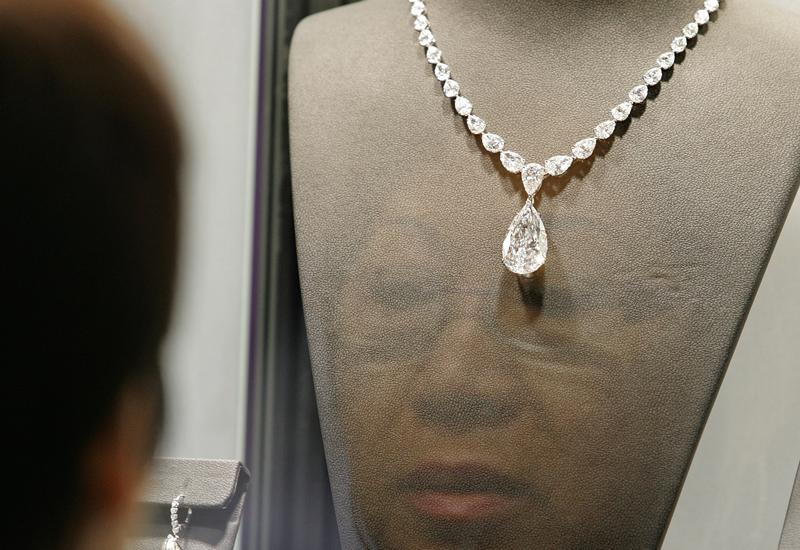 Latest  Diamond  Jewellery Models