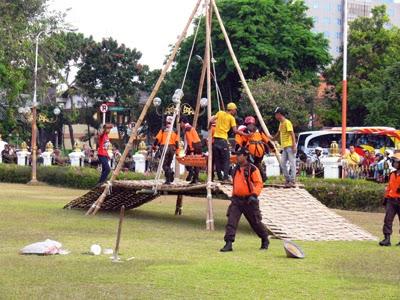 Eksistensi Brigade Penolong 13.17 Jombang
