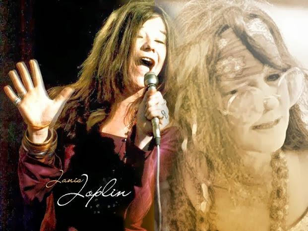 Banda Homenaje a Janis Joplin/argentina- La Heroína del Blues