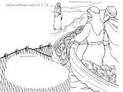 Confianza en Jesús = multiplicación de la felicidad pescamilagrosa