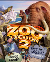 Zoo Tycoon 2 – Extinct Animals (Expansion Pack)