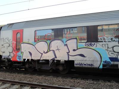 Neos graffiti