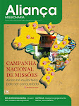 REVISTA ALIANÇA MISSIONÁRIA,  R$ 5,00