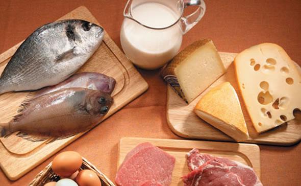 Dez alimentos para ganhar músculos