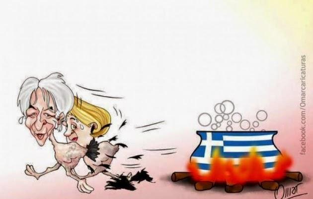 Η συγκυβέρνηση ΣΥΡΙΖΑ-ΑΝΕΛ δίνει «τα ρέστα» της για να πετύχει όπως-όπως μια συμφωνία με τους δανειστές