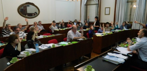 sesión CSU 2016