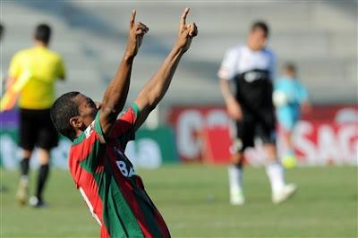 Golos Marítimo - Benfica 1ª Jornada 2013-2014
