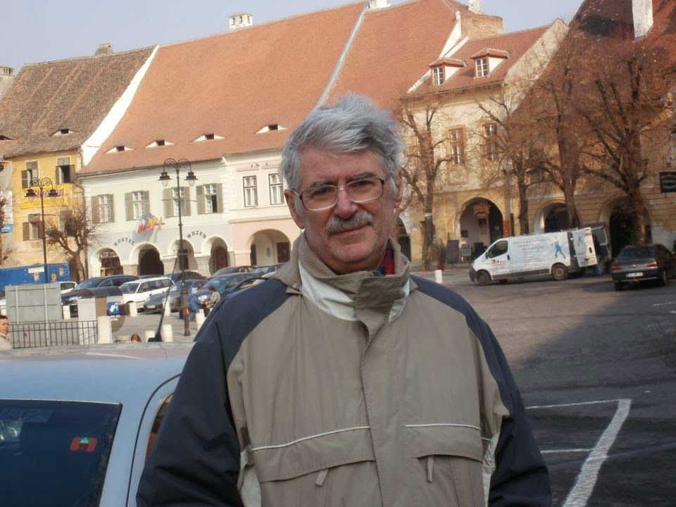 Silviu Craciunas Sr, fratele lui Petru Craciunas Sr, Sibiu