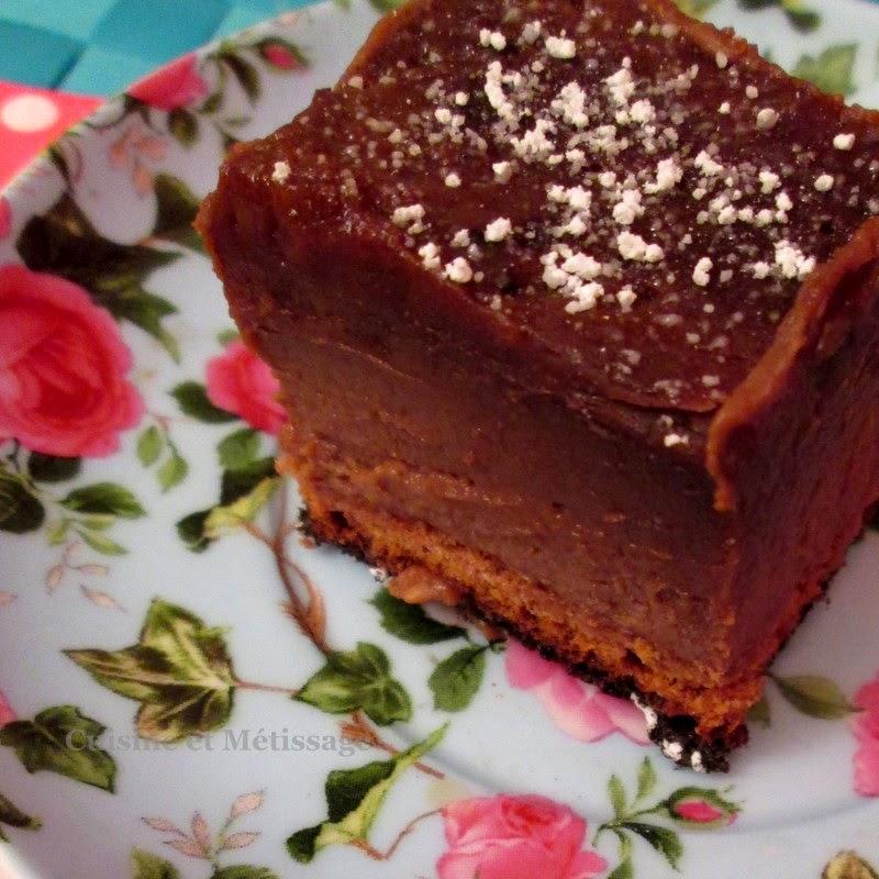 brownie magique