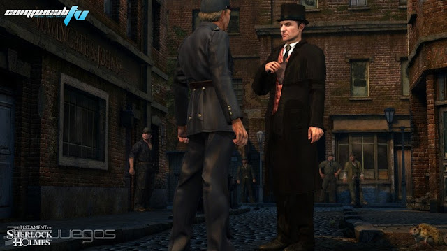 The Testament Of Sherlock Holmes Xbox 360 Español Region PAL Descargar 2012