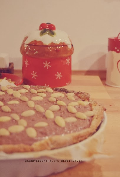 Crostata di Pandoro-shabby&countrylife.blogspot.it