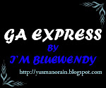 GIVEAWAY EXPRESS BY I'M BLUEWENDY