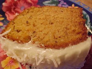 Gâteau à l'orange et aux épices Viviane