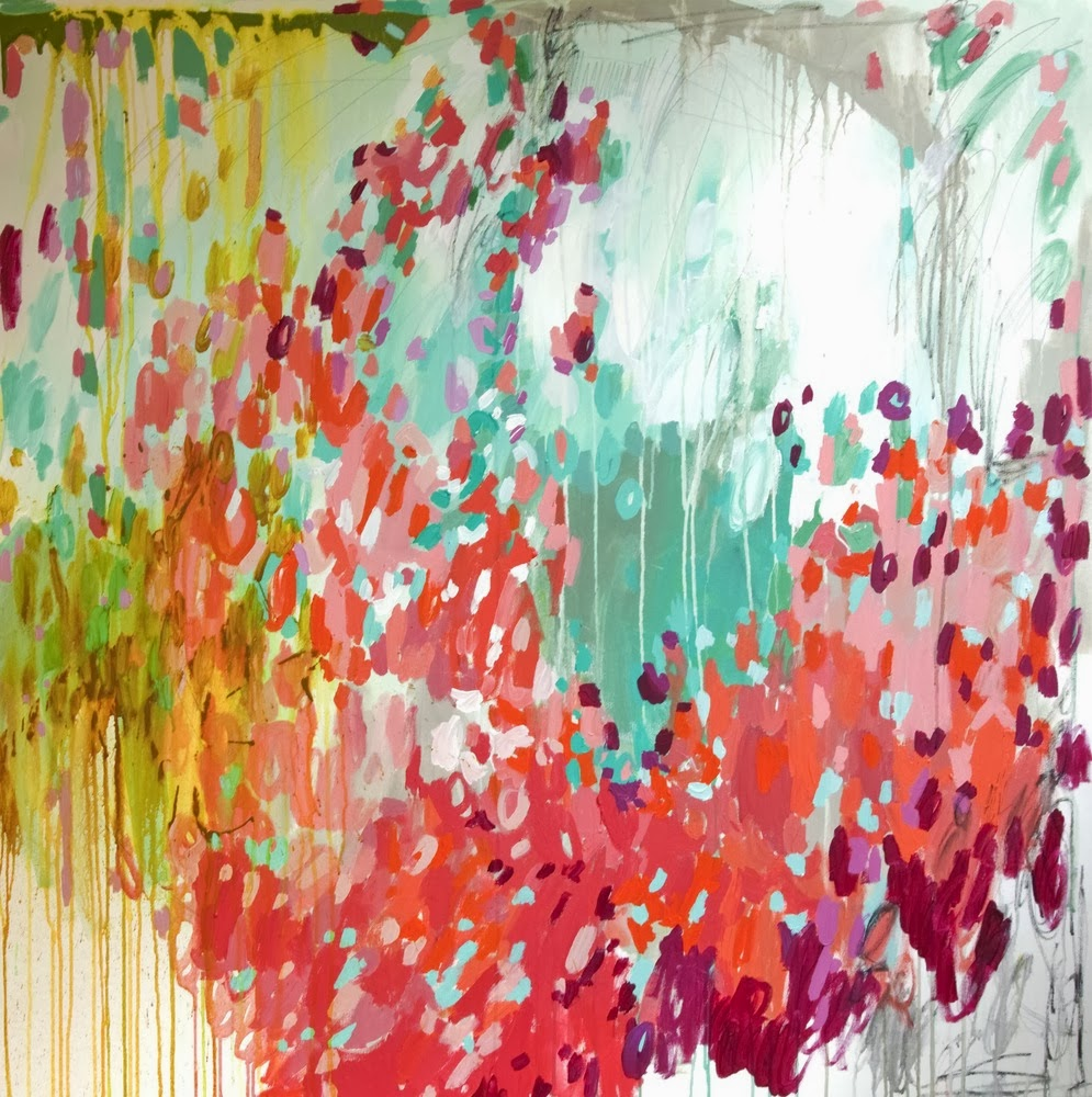 Abstract Art DIY — Crafthubs