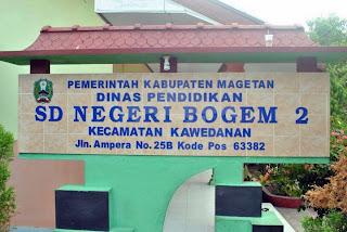 SDN Desa Bogem Kawedanan Magetan