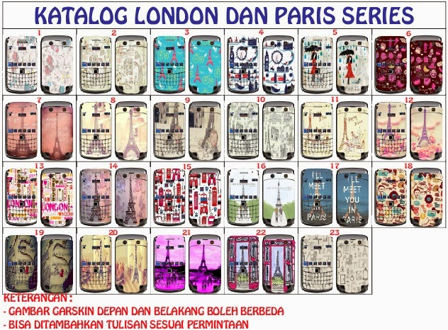 garskin london