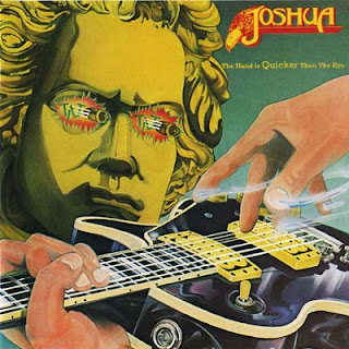 Joshua - The Hand Is Quicker Than The Eye (1983)