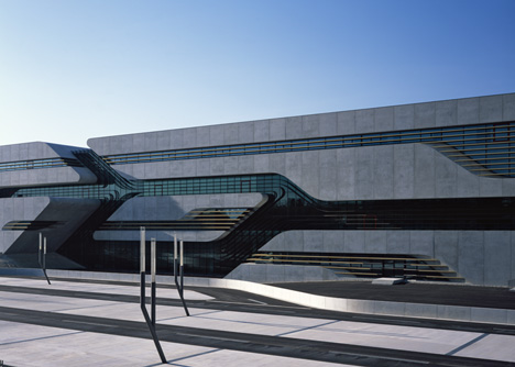 Pierres Vives, Zaha Hadid Architects, Montpellier, France