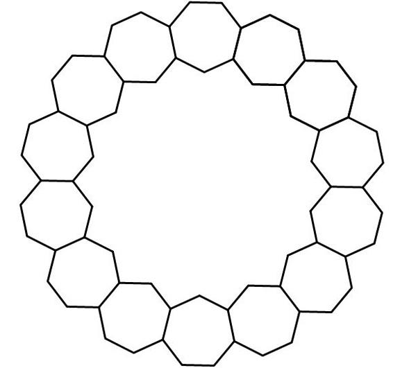 Tessellations 8 ---What won't work | Barbara Brackman's MATERIAL ...