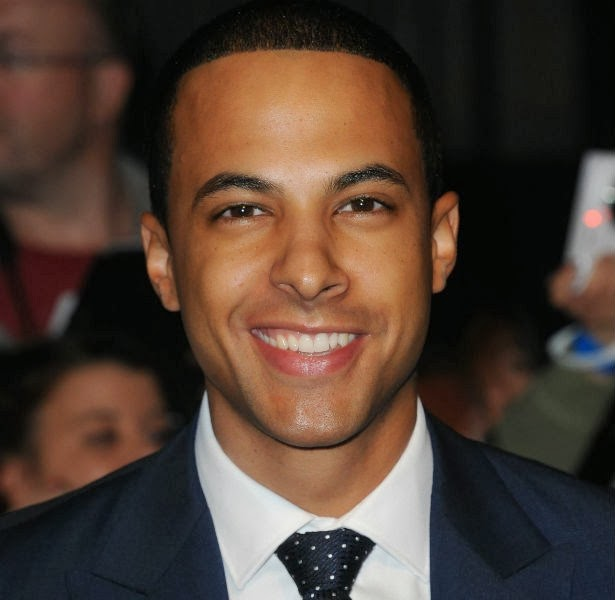 Marvin Humes @ Marvin Humes Raves About Kylie Minogue On The Voice…