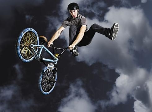 साइकिल चलाना शुरू करें