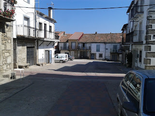 Plaza Mayor de Lagunilla