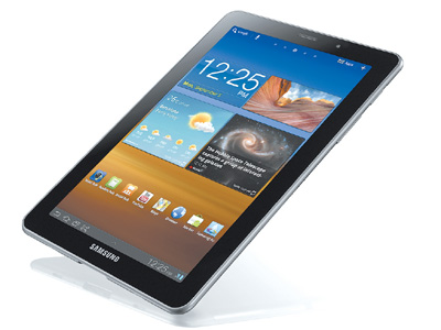Spesifikasi dan harga Samsung Galaxy Tab 7.7