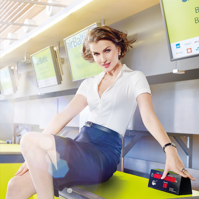 bombastic airlines - Air Baltic Kalender 2014