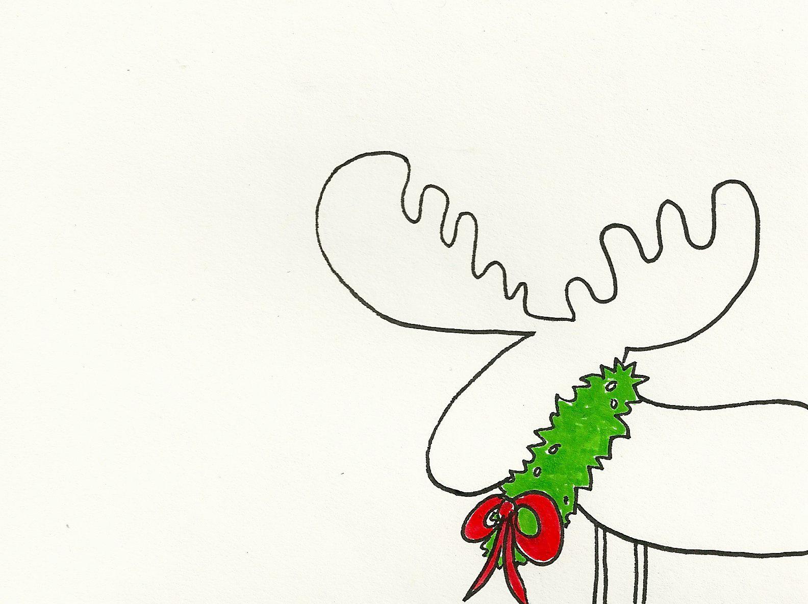 Debbie Dots Greeting Card Blog: Colorado Christmas Cards