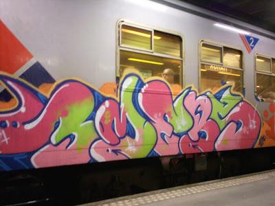 3mers graffiti