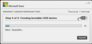 Windows 7 USB / DVD Download Tool Download