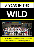 Widnes Wild Souvenir Book - Order Now!