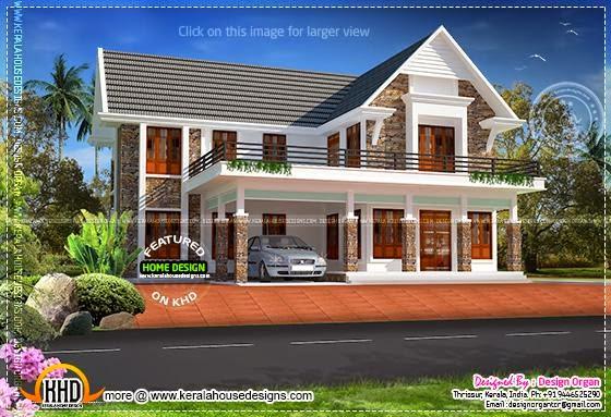 Nice villa design