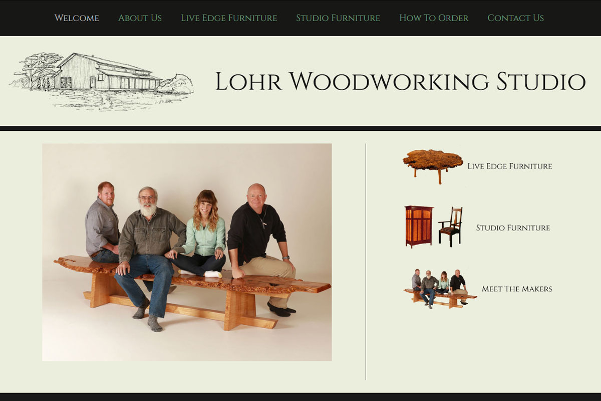 www.lohrwoodworkingstudio.com