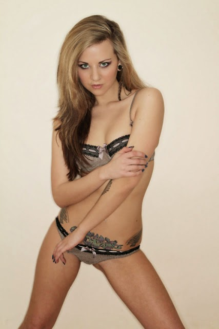 Natalia Kalashnikov Tattoo Designs