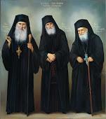 ΓΕΡΟΝΤΕΣ ΠΑΪΣΙΟΣ, ΠΟΡΦΥΡΙΟΣ, ΙΑΚΩΒΟΣ
