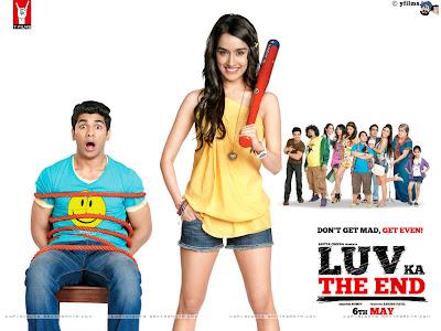 Luv Ka The End. Shraddha Kapoor