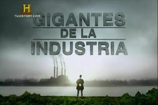 Gigantes De La Industria 01 - Una Guerra Nueva