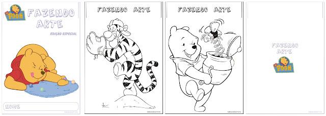 Fazendo Arte Turma do Pooh