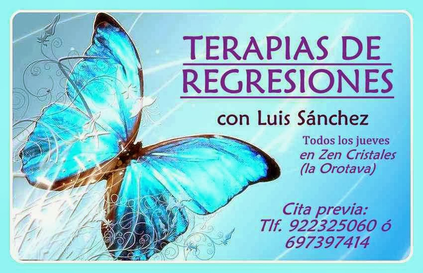 TERAPIAS individuales de REGRESIONES