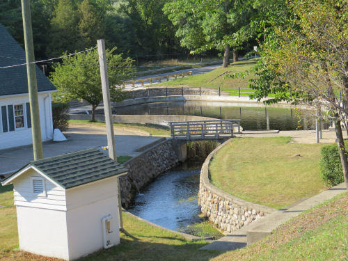 Paris fish hatchery