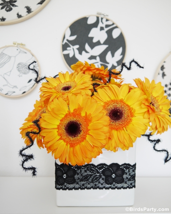 Halloween Centerpiece Decor Ideas
