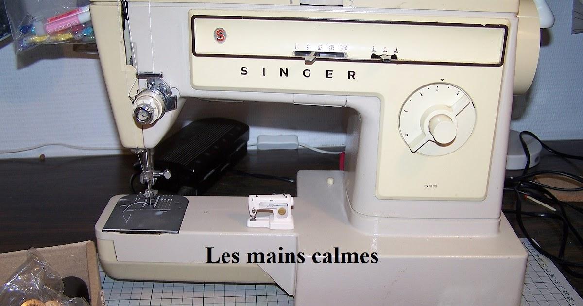 Les mains calmes machine coudre miniature for Machine a coudre 8eme merveille