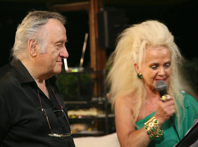 Paolo Ficola e Maria Rita Chiacchiera