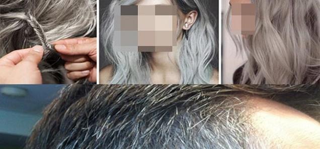 وصفة طبيعية للتخلص من الشعر الابيض و إعادة إنباته بواسطة قشرالبطاطس