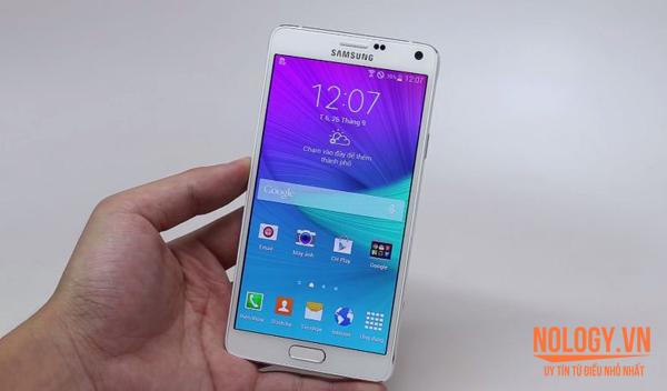 Samsung Galaxy Note 4 Hàn Quốc