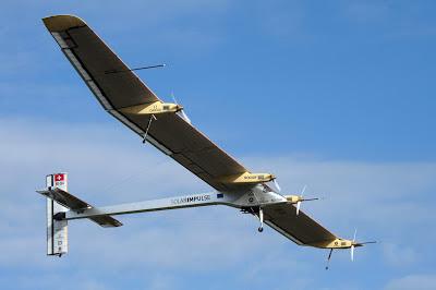 proyecto avion solar fotovoltaico impulse