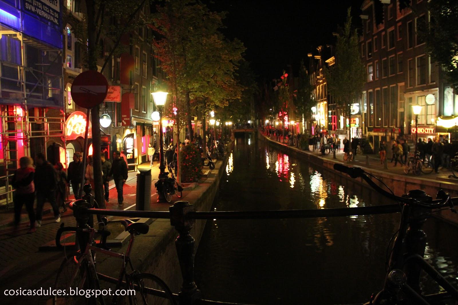 calle de prostitutas barrio rojo amsterdam prostitutas