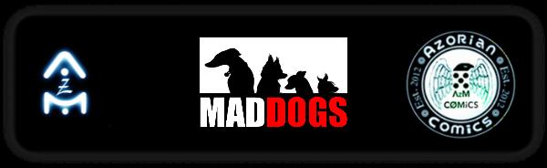 AzM Comics Presents: MAD DOGS
