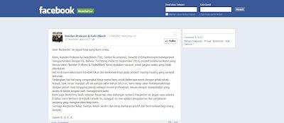 Facebook Bondan - Miz Tia Respect